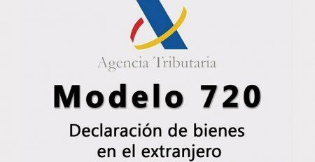 que es modelo 720