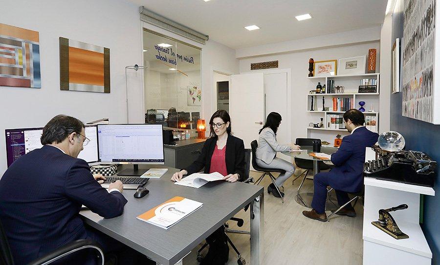 Servicio de Asesoria laboral Castellana Consultores