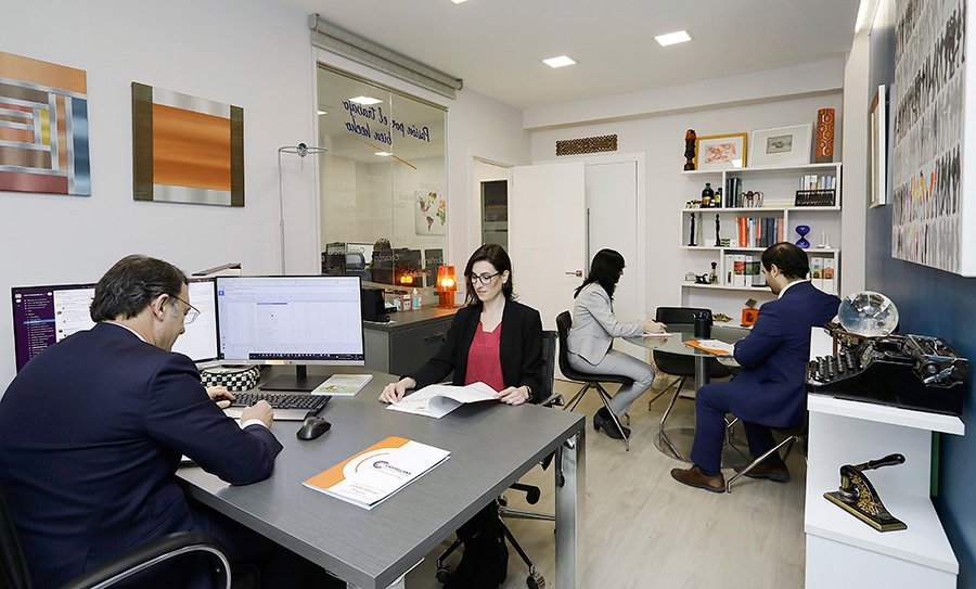 Servicio de Colaboracion con firmas de abogados Castellana Consultores